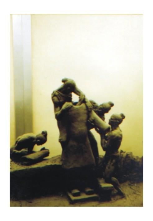 Sculpture, sculpting