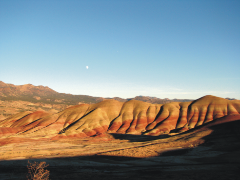 The Painted Hills - Oregon
