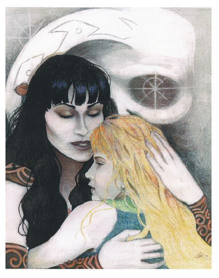Xena_and_Gabrielle_by_Indelibly_Yours